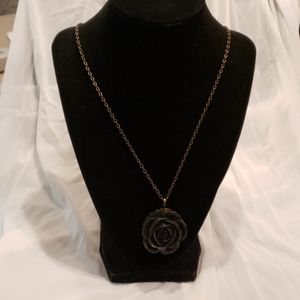 """Rose Necklace 14"""""""